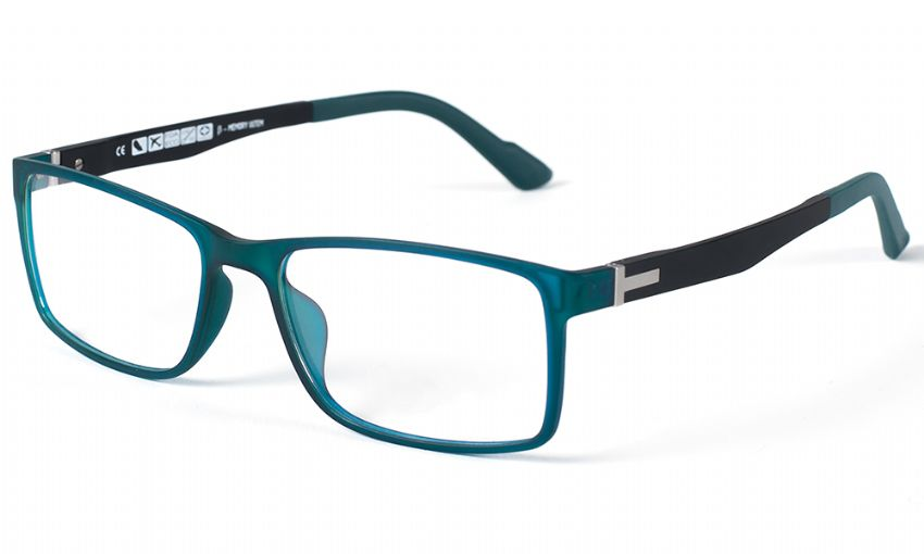 Eyecroxx Prescription Glasses 387 Aqua 5533