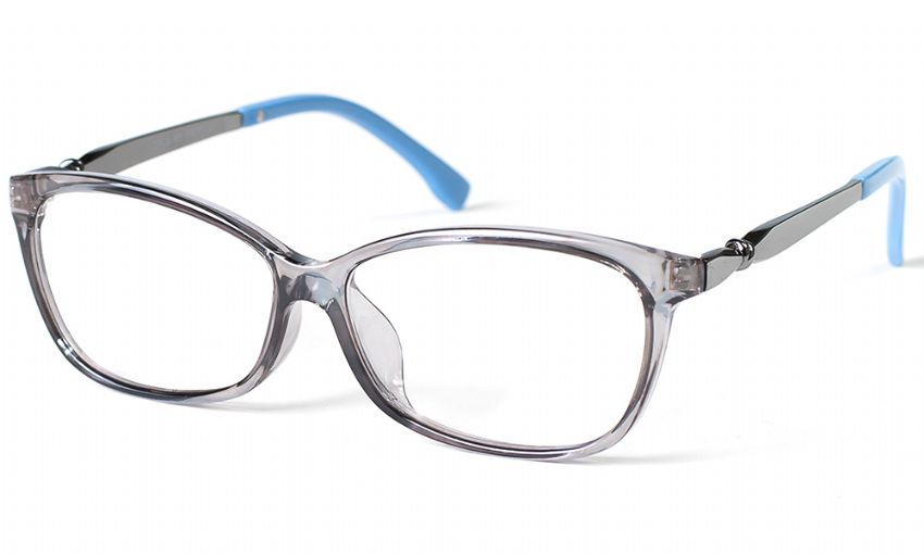 Sf Prescription Glasses Laguna Beach Clear Grey 5421
