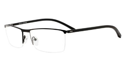 Dunlop Prescription Glasses 141 Black 5309