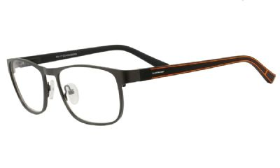 Dunlop Prescription Glasses 148 Gun/orange 5305