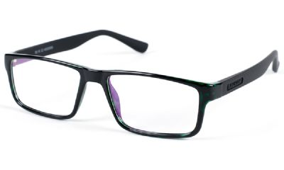 Dunlop Prescription Glasses 151 Deep Green 5539