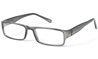 Sf Prescription Glasses Crestwood Clear Grey 5378