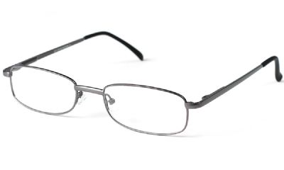 Sf Prescription Glasses Fairfax Gunmetal 5361