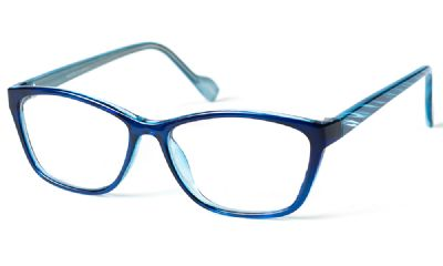 Sf Prescription Glasses Pacific Shiny Blue 5376