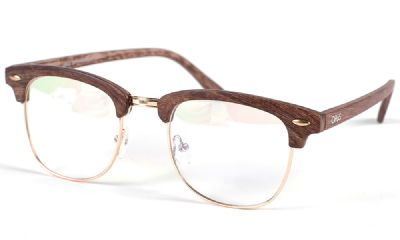 Sf Prescription Glasses Woodbridge Brown 5511